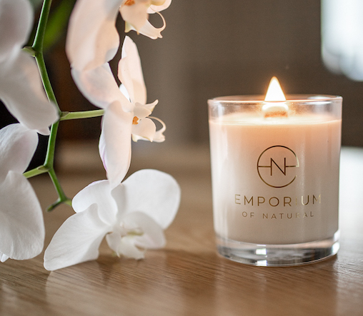 Emporium of Natural Private Label Candle